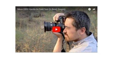 Nikon D850 Hands-on with TheCameraStoreTV