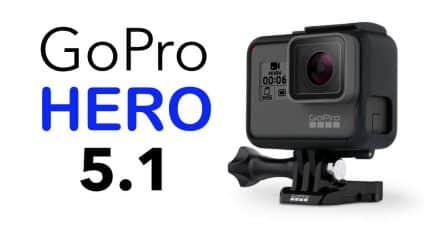 GoPro Announce the HERO 5.1 Black!