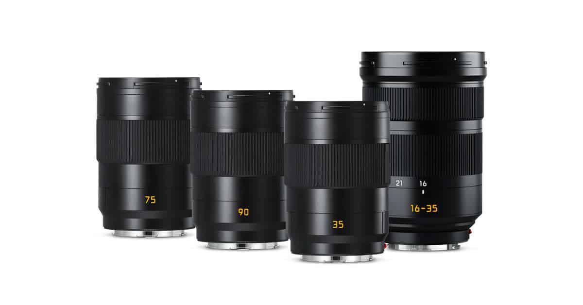 When are Leica's New SL Lenses Arriving?
