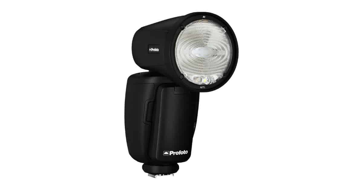 Profoto A1 Speedlight Officially Announced