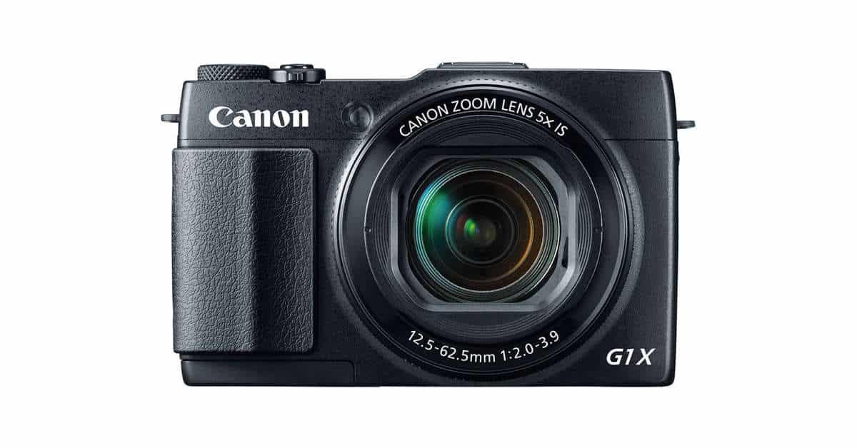 Canon PowerShot G1 X Mark III Pricing REVEALED!