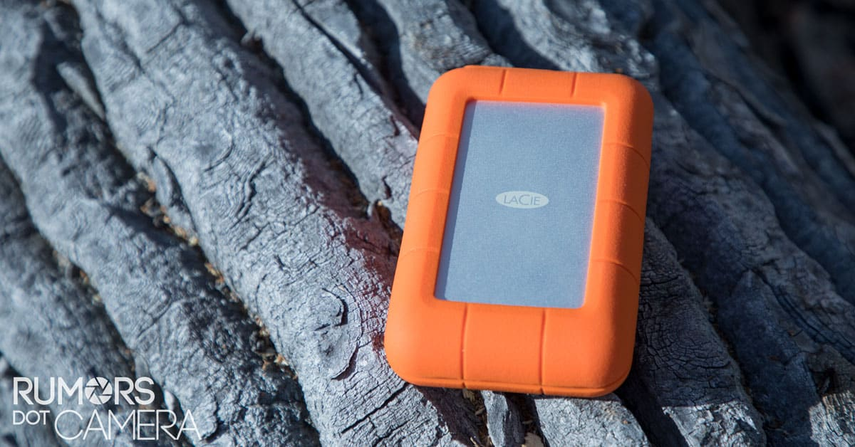 LaCie Rugged Thunderbolt USB-C Review