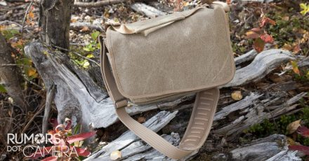 Think Tank Retrospective Shoulder Bag Review
