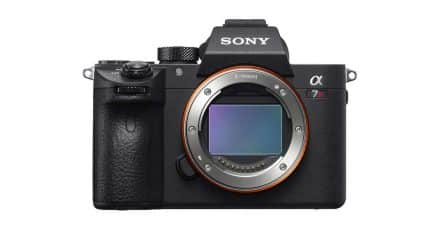 RESOLUTION and SPEED: Sony Announce the A7R III