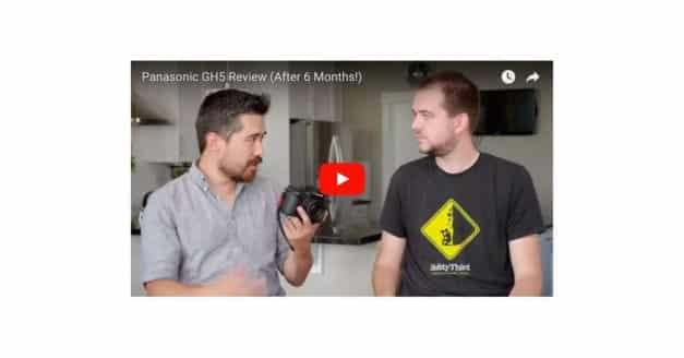 The CameraStoreTV Review the GH5!