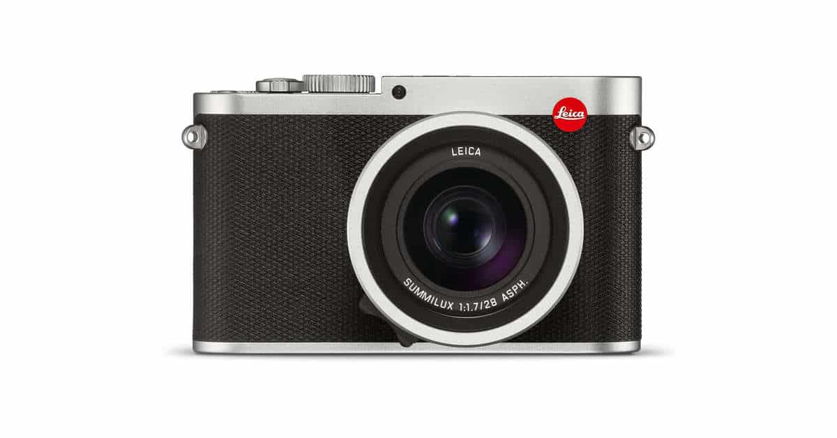 Leica Q (Typ 116) Silver Anodized Announced