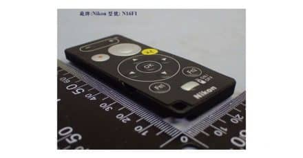Nikon Bluetooth Remote Control Leaked