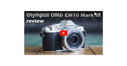 CameraLabs Review the OMD E-M10 Mark