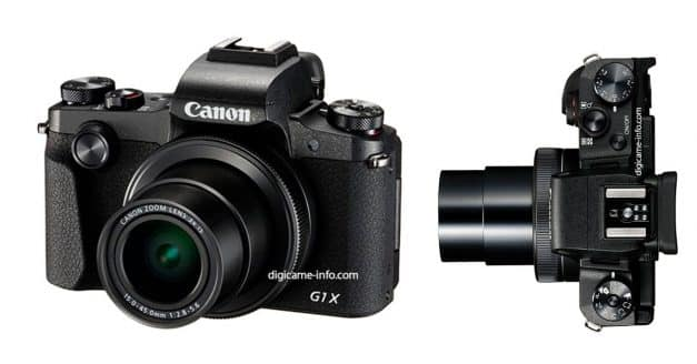 LEAK: Full Specs and Leaked Images of the Canon G1X Mark III
