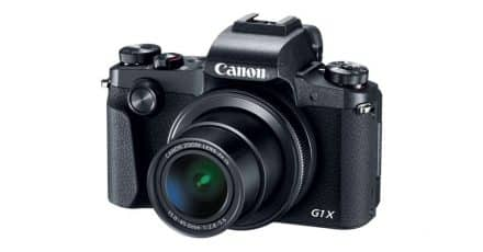 ePHOTOzine Review the G1X Mark III