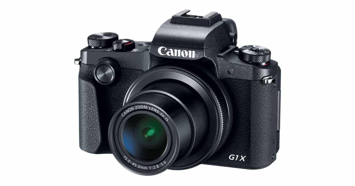 DPReview on the Canon Powershot G1 X Mark III