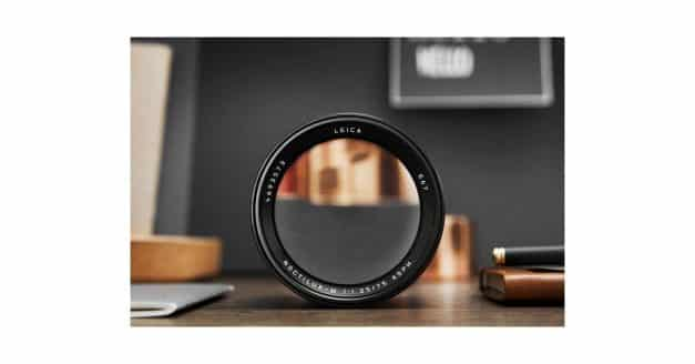 Leica Announce the $12,795 Noctilux-M 75mm f/1.25 ASPH