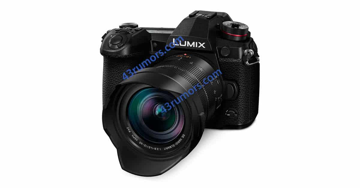 Panasonic G9 and 200mm F/2.8 Lens Images Leaked