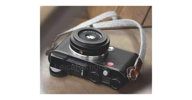 Further Leica CL Pictures LEAKED!