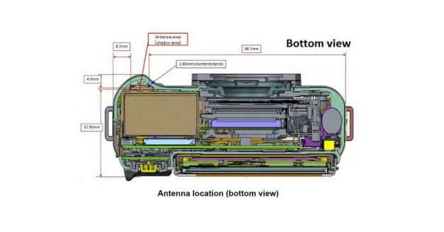 Technical Drawings of an Unreleased Fuji Camera Appear