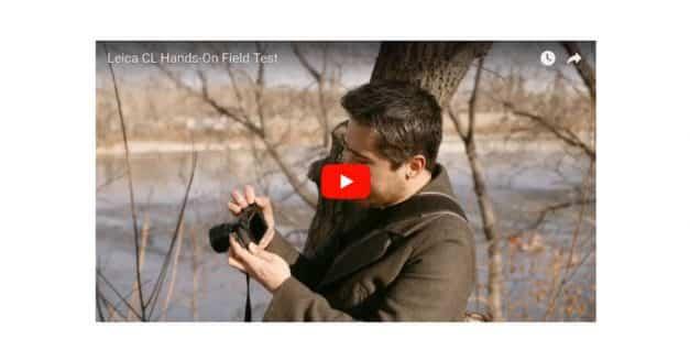 TheCameraStoreTV Test the Leica CL