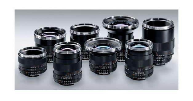 Cosina officially discontinue Zeiss SLR Classic lenses
