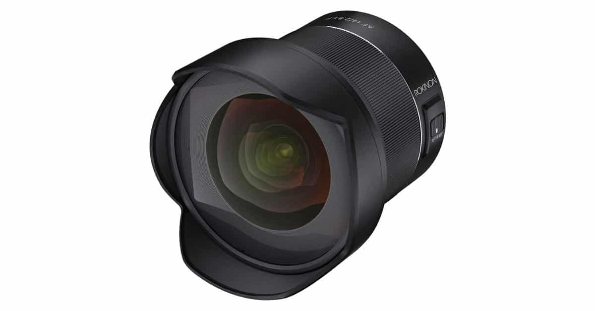 Rokinon AF 14MM F/2.8 for Canon EF Mount Announced