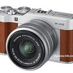 Fuji X-A5 Images LEAKED