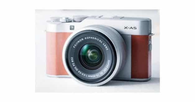 Fuji X-A5 Brochure Leaked