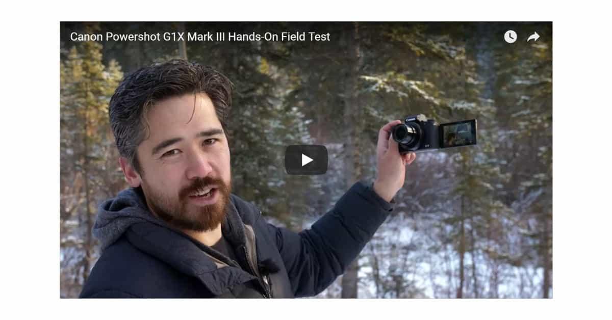 The CameraStoreTV Review the G1X MArk III
