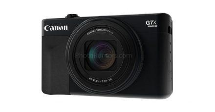 Canon PowerShot G7 X Mark III Specification Rumor