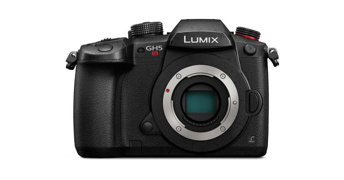 GH5S now in Stock at B&H Photo!