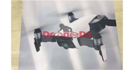 DJI Mavic Air Leaked!
