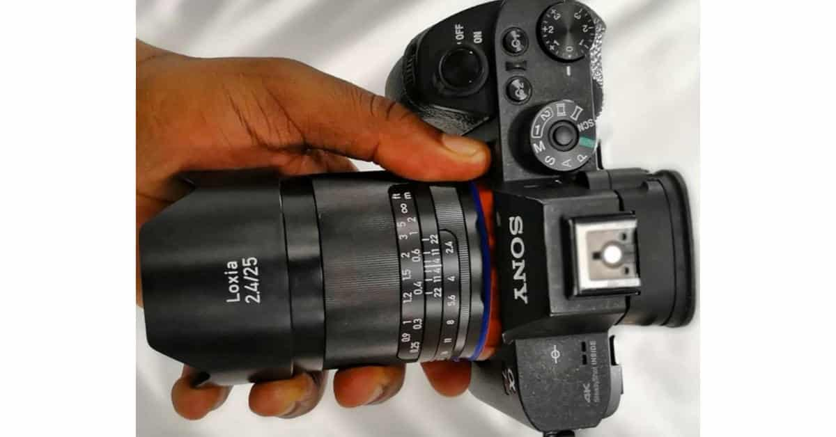 Zeiss Loxia 25mm F/2.4 for Sony E-Mount Leaks