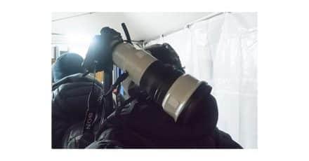 Sony FE 400mm f/2.8 GM OSS at the 2018 PyeongChang Winter Olympics