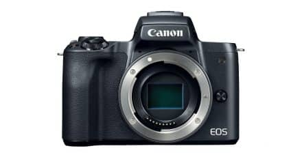 Canon Announce the EOS M50