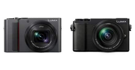 Panasonic announces the GX9 and TZ200