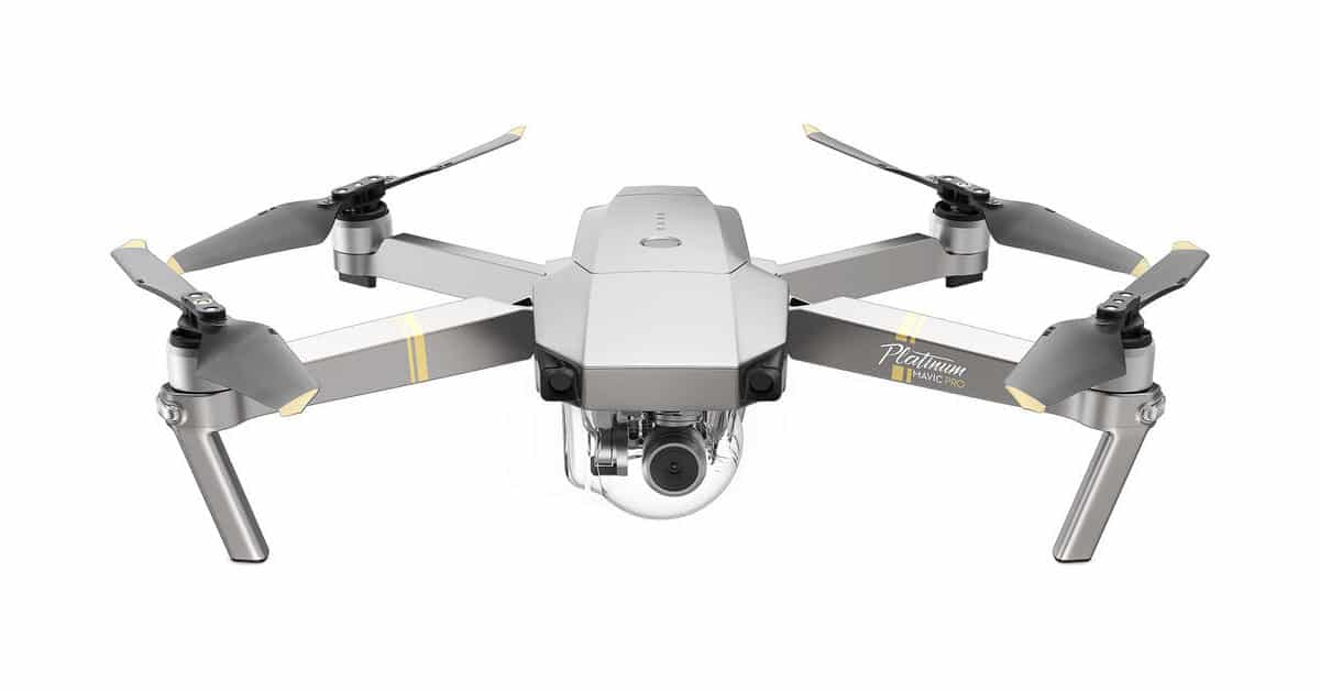 DJI Mavic Pro 2 Rumored Specification