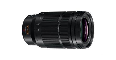 Panasonic Leica DG Vario-Elmarit 50-200mm f/2.8-4 ASPH. POWER O.I.S. Lens Announced