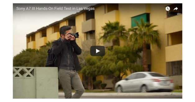 TheCameraStoreTV Tackle the A7III