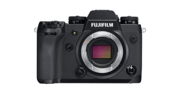 Fuji X-H1 in Stock at B&H Photo!
