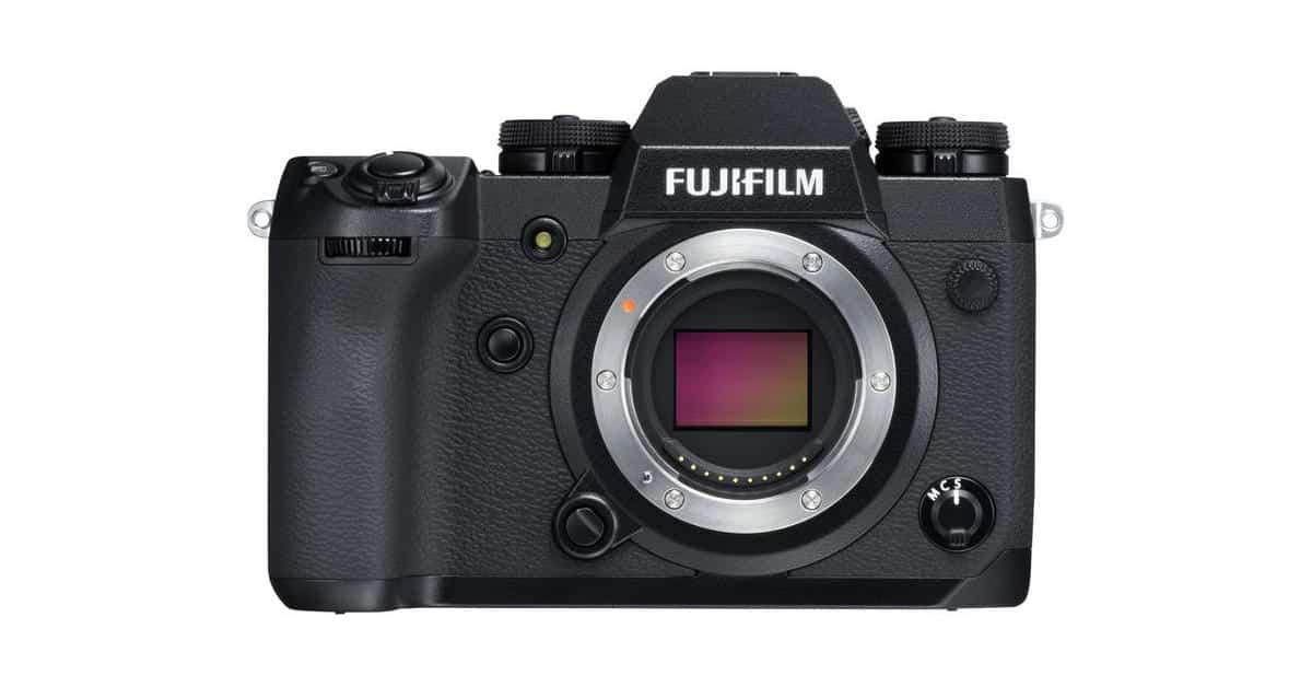Fuji X-H1 in Stock at B&H Photo!