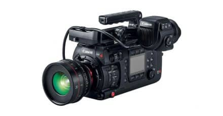 Got $33,000 to Spend? Then Canon has a Full Frame Cinema EOS Camera for you! The C700 FF!