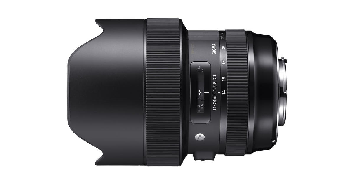Sigma 14-24mm f/2.8 DG HSM Art Review by TDP