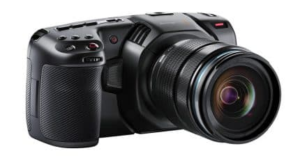 Blackmagic Design Announce 4K Pocket Cinema Camera