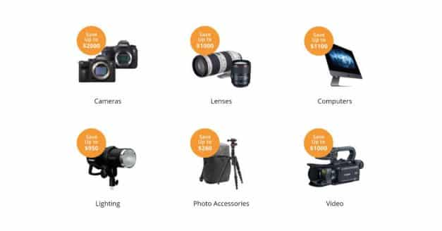 Depth of Field Show Specials at B&H Photo