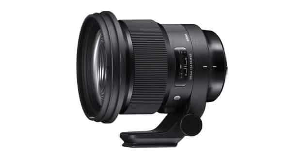 Sigma 105mm F/1.4 DG HSM ART for E-Mount Pre-Orders are live