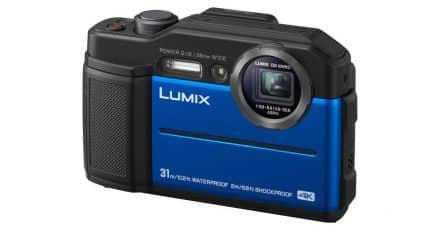 Panasonic Announce the DC-TS7 4K Compact Camera