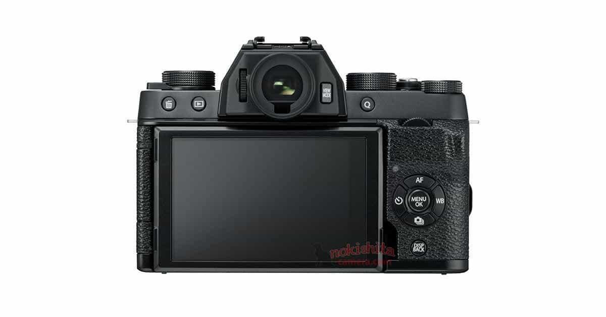 Fuji X-T100 Images Leak