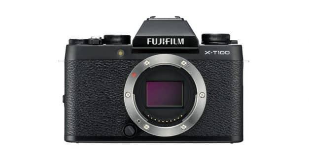 Fuji X-T100 Announced!